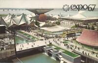 Montreal, Quebec - CANADA - EXPO 67 - Canada Pavilion - 1967