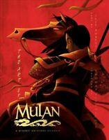 Art of Mulan : A Disney Editions Classic, Hardcover by Kurtti, Jeff; Schumach...