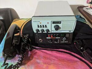 Joblot of 2 Vintage Marine Radios