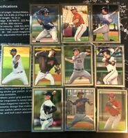2019 Bowman Heritage Chrome Prospects #53CP HUGE 10 Card Lot NO DUPES (#1)
