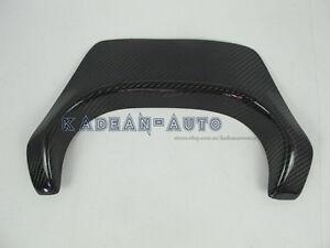 CARBON OE REAR BUMPER EXHAUST HEATSHIELD FOR SKYLINE R33 GTR