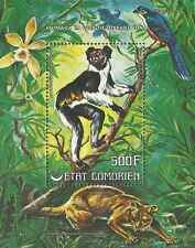 Timbre Animaux Comores BF6 ** lot 13686
