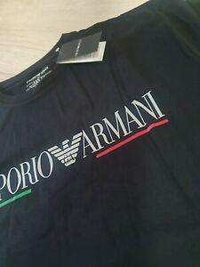 EMPORIO ARMANI LOGO T-SHIRT slim body fit