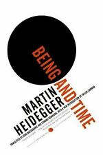 Being And Time: By Martin Heidegger