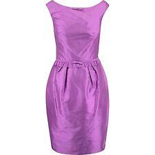 Women's Cap Sleeve Thigh-Length Cocktail Dresses