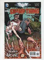 Swamp Thing 11 DC 2012 NM New 52 Scott Snyder Tentacle Anton Arcane