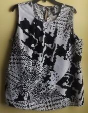APPAXENZA Ladies Blouse / Size Large / NWT
