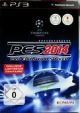 Playstation 3 PS3 PES2014 PES 2014 Pro Evolution Soccer + limitierter Fan Fahne