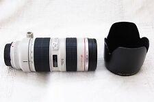 CANON EF 70-200mm 1:2.8 L USM LENS - f/2.8L 70-200 mm