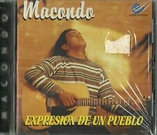 Maconda Expresion De Un Pueblo Latin Music CD New
