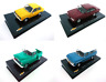 Lot de 4 voitures Chevrolet Chevette Opala 1/43 DIECAST MODEL CAR General Motors