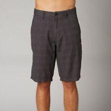 FOX Boys Essex Tailor Short - Black - Size US 25