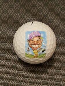 Tiger Woods Logo Golf Ball New!!!!