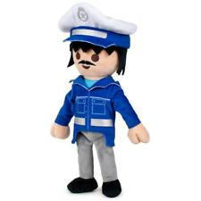 Peluche Playmobil policia Soft 33cm