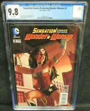 Sensation Comics Featuring Wonder Woman #2 (2014) Gene Ha Cover CGC 9.8 CF032