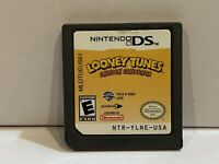 Looney Tunes Cartoon Conductor Nintendo DS Game Only Tested Works Nice!