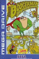 # Sega Mega Drive-Boogerman-Top/MD juego #
