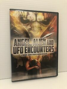 ANGEL ALIEN & UFO ENCOUNTERS FROM ANOTHER DIMENSION DVD NTSC R1