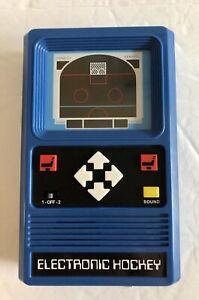 Vintage 1978 Mattel Electronics Hockey Handheld Portable Game Tested Working
