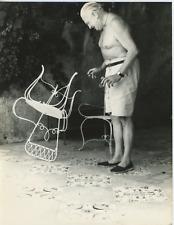 Paolo Aloisi Vintage silver print Tirage argentique  18x24  Circa 1966  <d