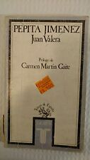 Pepita Jimenez 1984 by Juan Valera   (Temas de Espana ; 102) (Spanish Edition)