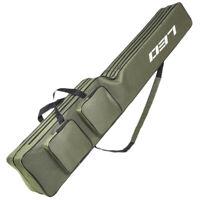 1X(Leo Fishing Bags 130Cm Foldable Multi-Purpose Fishing Bags Fishing Rod BQ2H1)