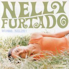 Nelly Furtado whoa Nelly CD New Sealed Nuevo