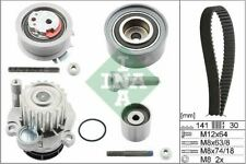 INA 530 0463 30 WATER PUMP & TIMING BELT SET