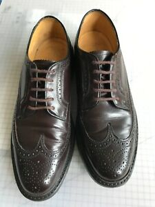 Florsheim Imperial Brogue Shoes 9.5