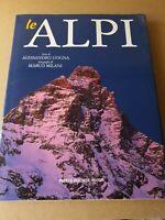 Libro Le Alpi - Alessandro Gogna Marco Milani