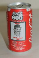 1988 Coca Cola 600 Classic Empty Can Dale Earnhardt Charlotte North Carolina