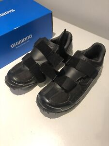 SHIMANO SH-M065L Cycling Shoes - UK Size 9 (recommended for smaller shoe size)