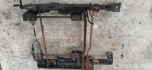 94-96 Infiniti Q45 Passenger Right Front Seat Track Electric Power Mount *Defect