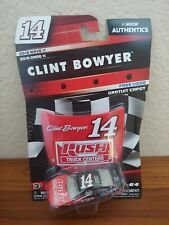 2019 Wave 11 Clint Bowyer Rush Truck Throwback 1/64 NASCAR Authentics Diecast