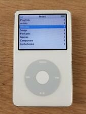 Apple iPod Clásico 60 GB generación blanco video 5th Gen