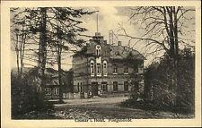 Cismar i. Holstein 1924 Strassen Partie am Post Gebäude Verlag Kaufmann Ott