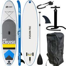 SUP Stand Up Paddle Board 320 Surfing aufblasbar Paddel ISUP B-Ware Vorführer
