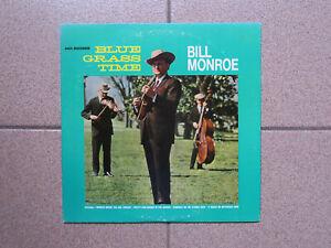 Bill Monroe - Blue Grass Time