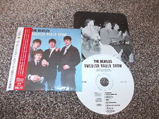 BEATLES,  Swedish Radio Show .. rare CD -