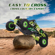 Wltoys 1/12 2.4G 4WD Electric Crawler RC Car 50km/H High Speed Off-Road Toy B7E8