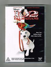 102 Dalmatians : Dvd Disney Brand New & Sealed