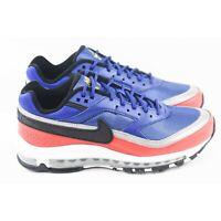Nike Air Max 97BW AO2406 400 Profundo AzulNegro Rojo