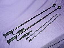 """♫ CADS Downhill Alpine Ski Poles and Rods with pulleys 44"""" 110cm C.A.D.S."""