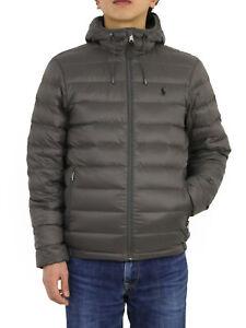 Polo Ralph Lauren Packable Hooded Down Jacket Coat Puffer -- 3 colors --