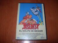 ASTÉRIX - EL GOLPE DE MENHIR DVD (EDICIÓN ESPAÑOLA NUEVO PRECINTADO)