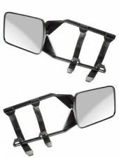 Pair of Convex Caravan Car Extension Towing Mirrors fits Skoda