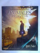 Harry Potter Panini Fantastic Beast Album  Full Sticker Set 240