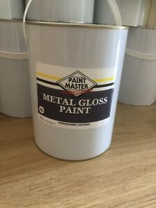 Dark Green Gloss Metal Paint 5lts