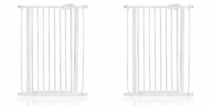 Safetots Extra Tall Metal Safety Gate Pressure Fit, 75 to 82 cm