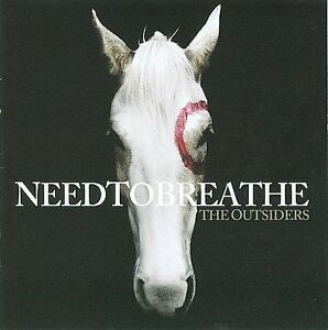 The Outsiders by Needtobreathe  CD NEW